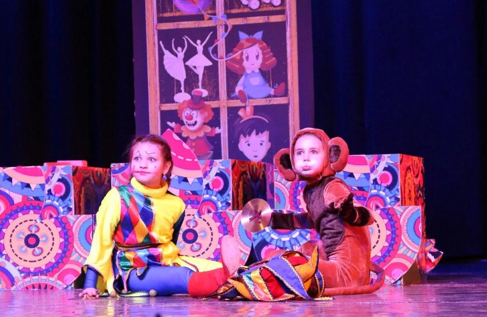 30 мая детский спектакль «Кукольная жизнь»